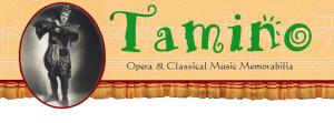 Tamino - Opera Classical Music Memorabilia - Alternate