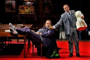Die Meistersinger at Bayreuth