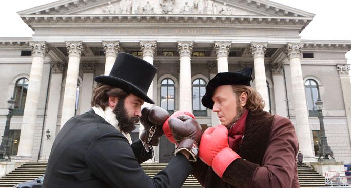 Wagner vs Verdi