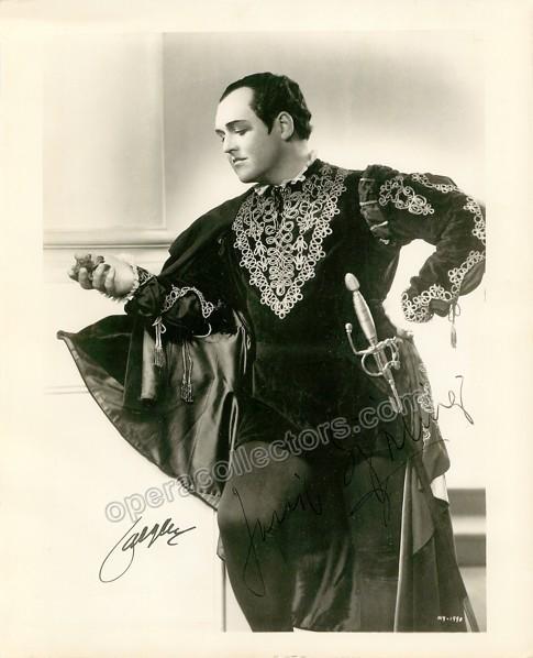 Jussi Bjorling as Romeo